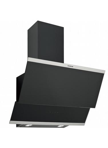 Silverline 3420.6.110.10 Classy Siyah 60 cm Ankastre Davlumbaz Renkli